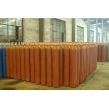 Cilindro de gas de oxígeno de la industria de alta presión de China