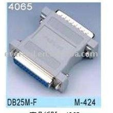 DB25M-DB25F ADAPTOR(4065)