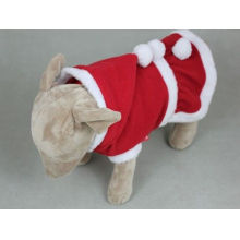 Cotton And Polyester Christmas Dog Clothes X Small Pet Costumes For Large Dogs