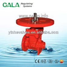 ul fm non rising resilient seated gate valve