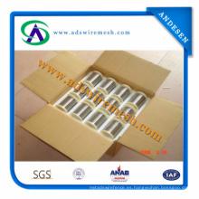 AISI304 Alambre de acero inoxidable 316 (0.08-5.5mm)