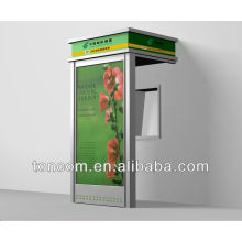 ATP-15 semi-ouvert stand self-service
