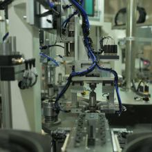 Automatic Drive Gear Assembly Line