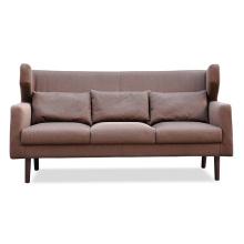 Living Room Sofa Set with Soft Fabric Seat