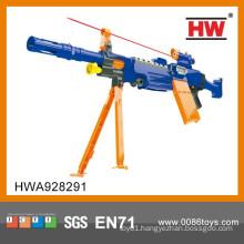 2014 Plastic Electric Soft Bullet Gun Best Kid Toy