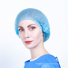 Casquette chirurgicale standard stérile jetable