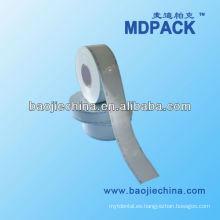 Paquete de esterilización médica, bolsa y rollo