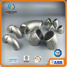Sch40 Long Radius 90d Stainless Steel Elbow with SGS (KT0354)
