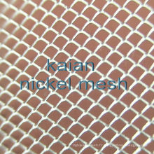 Various Of Nickel Anode ---- maille de nickel tissé / nickel mesh expansé / nickel perforé mesh / Nickel Tricoté