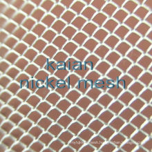 Various Of Nickel Anode ---- nickel weave wire mesh/nickel expanded mesh/ nickel perforated mesh/Nickel Knitted Wire Mesh