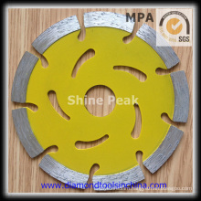 Hot Pressed Diamond Saw Blade for Granite Marble Concrete Cutting