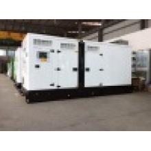 330kVA 264kw Standby-Bewertung UK Pekins stille Dieselaggregat