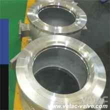 Stainless Steel CF8/CF8m V-Port Ball Valve
