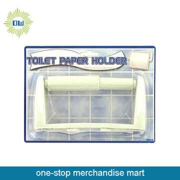Dollar Items of Plastic Toilet Paper Holder