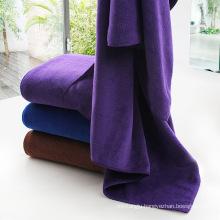 Wholesale Distribution Super Soft Micro Fiber Strong Absorbent Bath Towel