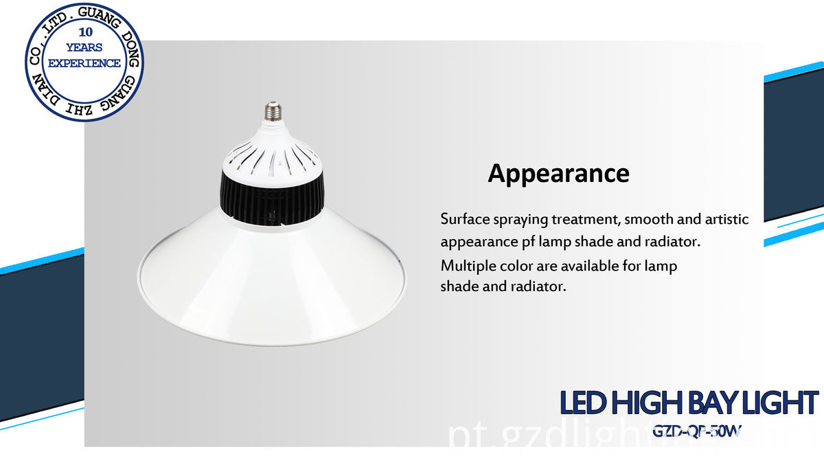50W high bay light-3