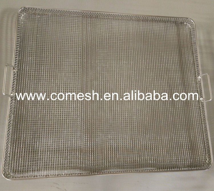 Professional Wire Mesh Tray
