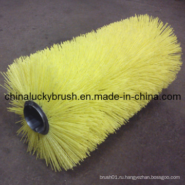 Нейлон или PP Материал Желтая роликовая щетка метлой (YY-005)