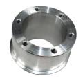 Peças de giro fazendo à máquina anodizadas alumínio do CNC