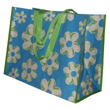 PP Woven Laminated Shopping Bag