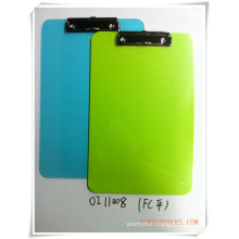 Promotional Gifts FC Plastic Clipboards Oi11008