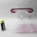 2018 factory price Elegant Modern Design acrylic chair