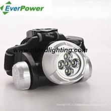 Lampe frontale / projecteur LED 5PCS