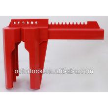 Mejor valor OME Bloqueo de válvula de bola ajustable y etiqueta para la válvula de mariposa de bola de puerta