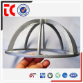 2015 Hot sales Round aluminum lamp cover die casting for LED use