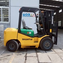 China for 3 Ton Fork Lifts 3 Ton Container Fork Lifter Diesel Forks supply to Pakistan Supplier