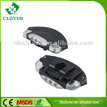 Led Scheinwerfer in China 3 LED Schnurlos Mining Cap Lichter gemacht