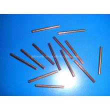 Mikro nahtlose Kupferrohre mit dickwandigen