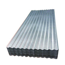 GI PPGI Corrugated Metal Roofing 16 Gauge Galvanized Steel Sheet Roof with low price