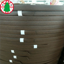 Cheap price wooden laminated pvc/abs pre-glued edge banding