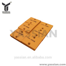 new style factory outlet professional equipment grader spare partsgrader blade 100-6666 for grader