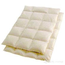 Single Goose Down Duvet Thin Cotton Blanket