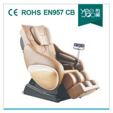 O manipulador de 3dmassage inteligente com a cadeira de massagem do projeto Supersilence (YEEJOO-768A)