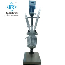 Factory Direct Selling Glass Reactor Lab Equipment