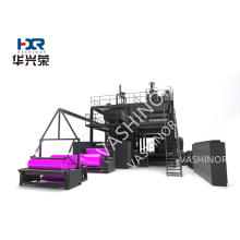 non woven fabric making machine for mask