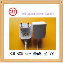 Adaptateur KC UL GS CE CB C-tick 1.6v