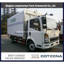 5ton Sinotruk HOWO 4X2 Light Cargo Truck