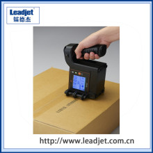 U2 Anser Handheld Inkjet Código de fecha Carton Box Printer