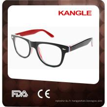 cadres de lunettes enfants multicouche unisexe