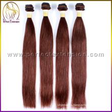 6а класс волосы девственницы выдвижения человеческих волос 2014 горячий продавать продукты в Европе
