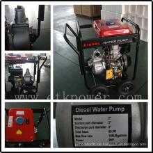 """2 """"/ 3600rpm Diesel Wasserpumpe Set (2014 Neuer Typ)"""