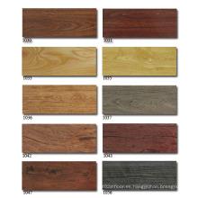 Tablero de madera del piso del PVC China