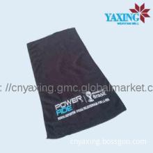 Microfiber towel embroidery hair towel