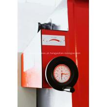 Máquina de dobra de guilhotina CNC de chapa metálica