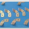 Piezas de estampado de metal de latón de calidad profesional