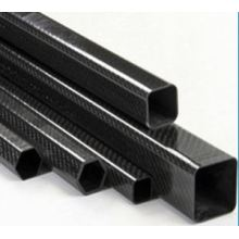 Square shape Carbon fiber tube